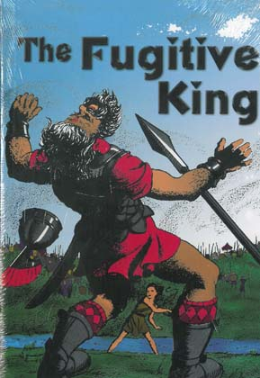 Click to view full size of image of THE FUGITIVE KING