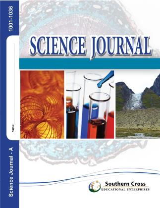 Click to view full size of image of SCIENCE JOURNAL A 1001-1036